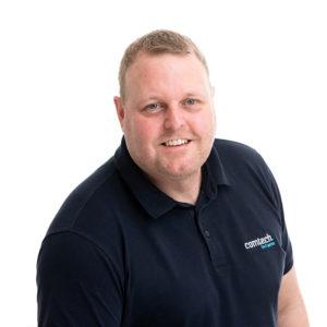 Senior Systemkonsulent: Andreas Nordrum