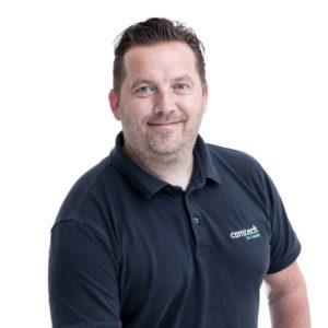 Senior Systemkonsulent: Ronny Melum