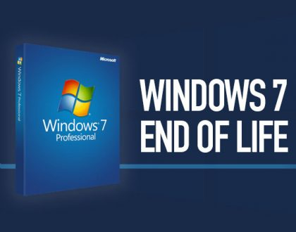 Windows 7 - End Of Life