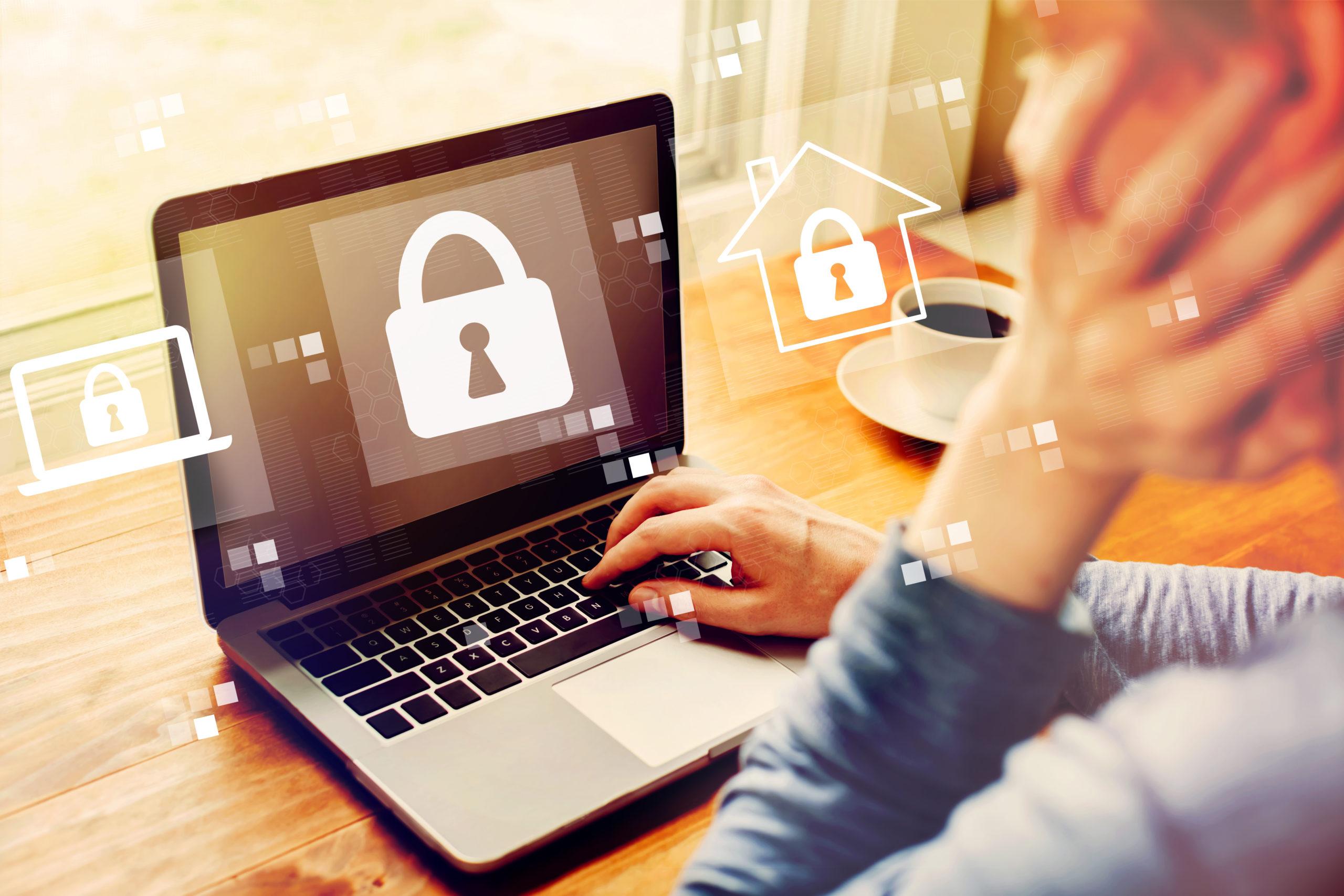 Hvordan få en sikker IT-løsning for hjemmekontoret?